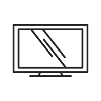 Copy of Flat Screen TV