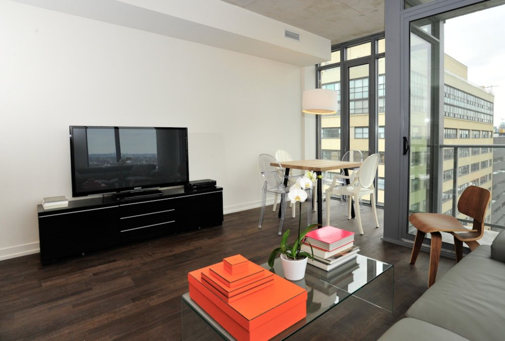 Copy of Furnished condo downtown Toronto
