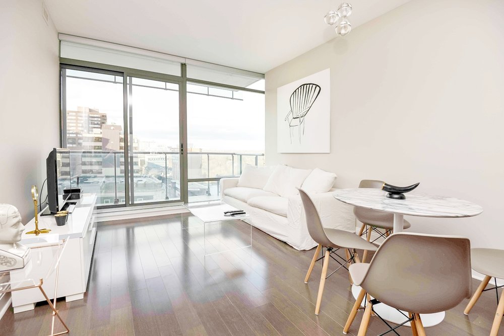 Furnished Apartments Toronto Painting