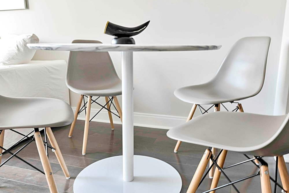 Furnished Apartments Toronto Dining Chairs