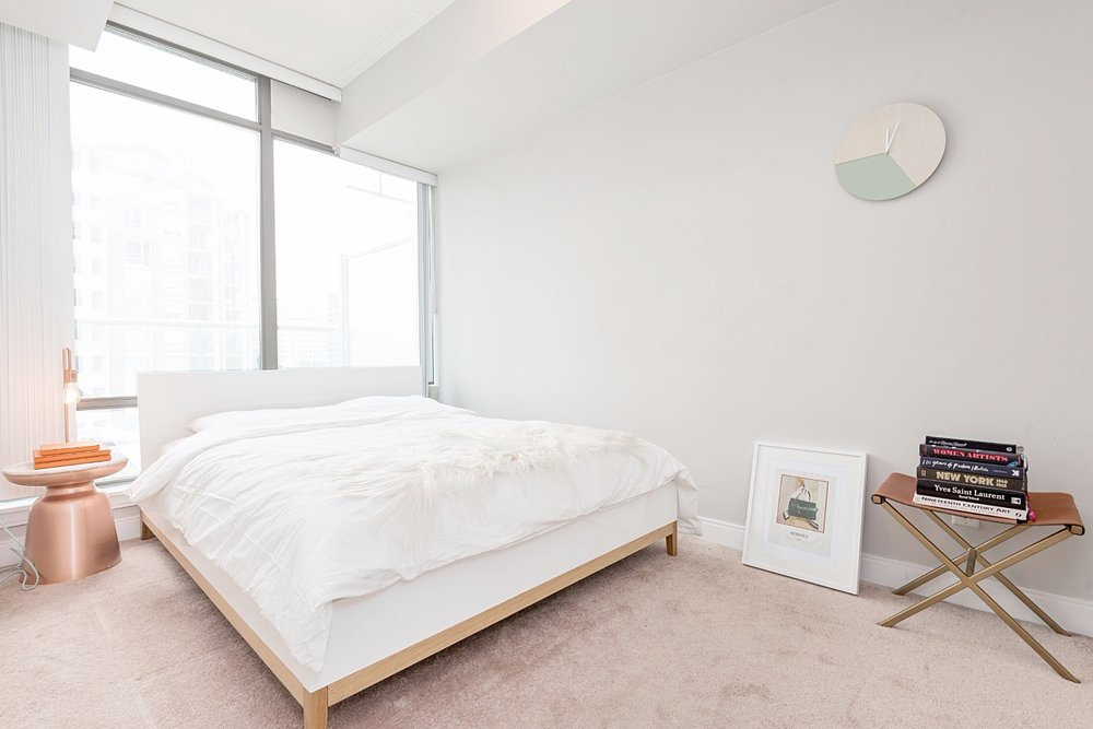 Copy of Yorkville Grand Condo - Bedroom