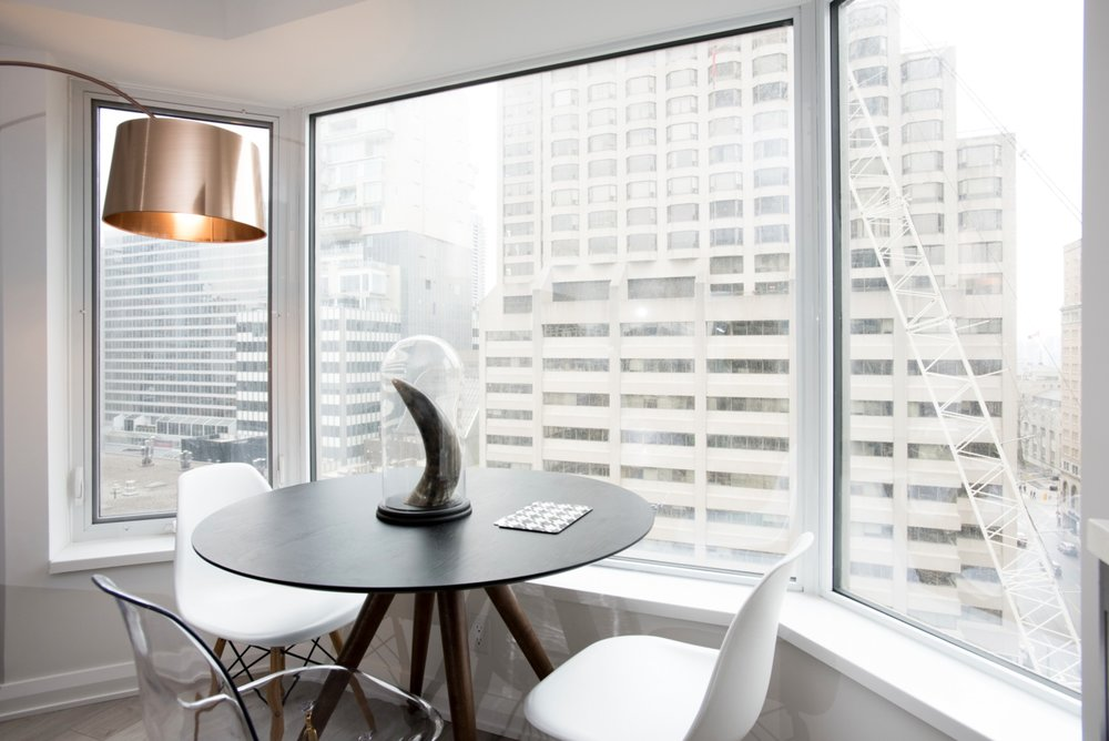yorkville furnished apartment