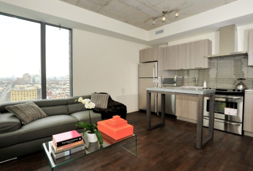 Copy of short term furnished rentals toronto King Street condo