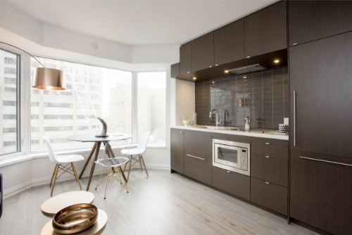 Yorkville Furnished Suite kitchen.jpg