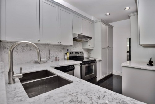 Exclusive Bloor Condo marble kitchen.jpg