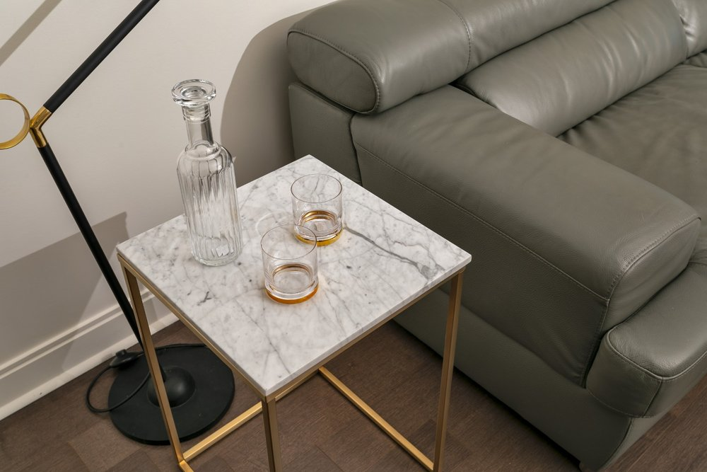 coffee table, sofa