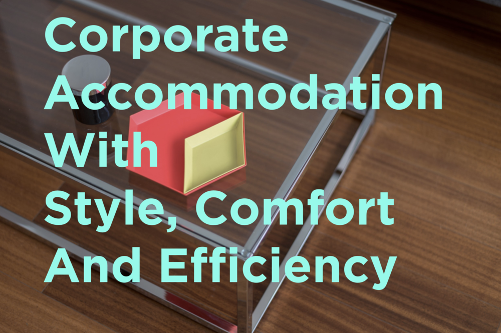 corporate accommodation Toronto