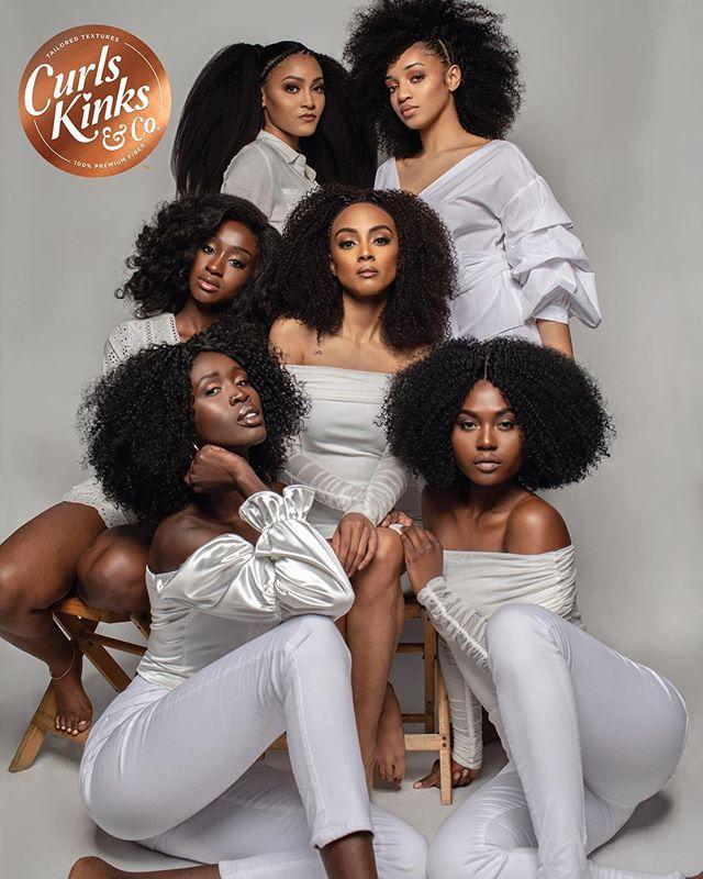 New texture campaign with @sensationnel_hair  #embraseyourtexture Hair #amirajhair  @monaeartistry Mua @madonnamua  @joss.theboss  Photograoher @brooily  Models @queenfanta.c @93gabrielle_gyamerah @daryanndani @diedra.mensa @balangynal  #texture #blackgirlmagic #hair #texturehair #hairstylist #nyhairstylist #njhairstylist #wigs #clipins #braids #makeup #blackhair #blackmakeup