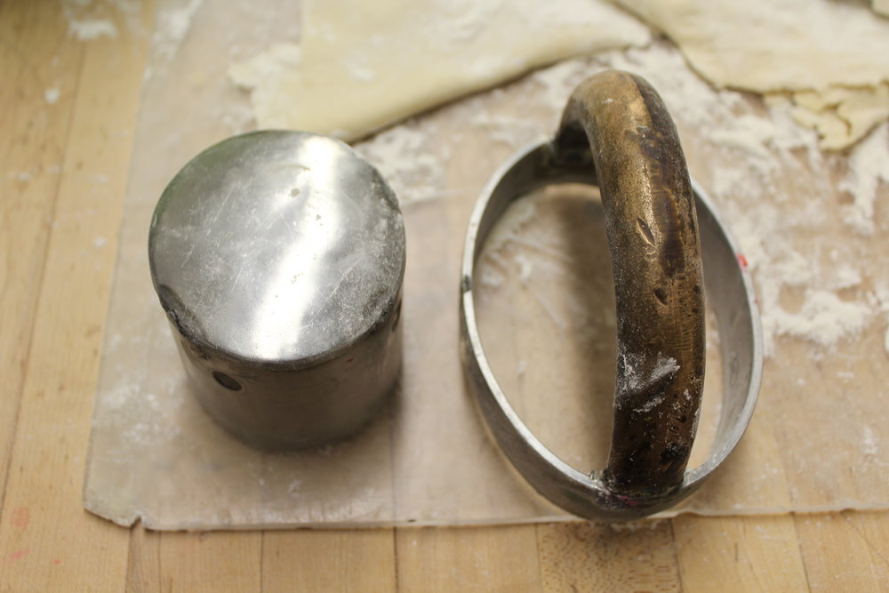 Cannoli tools Egidio Pastry Bronx Little Italy _Feast On History
