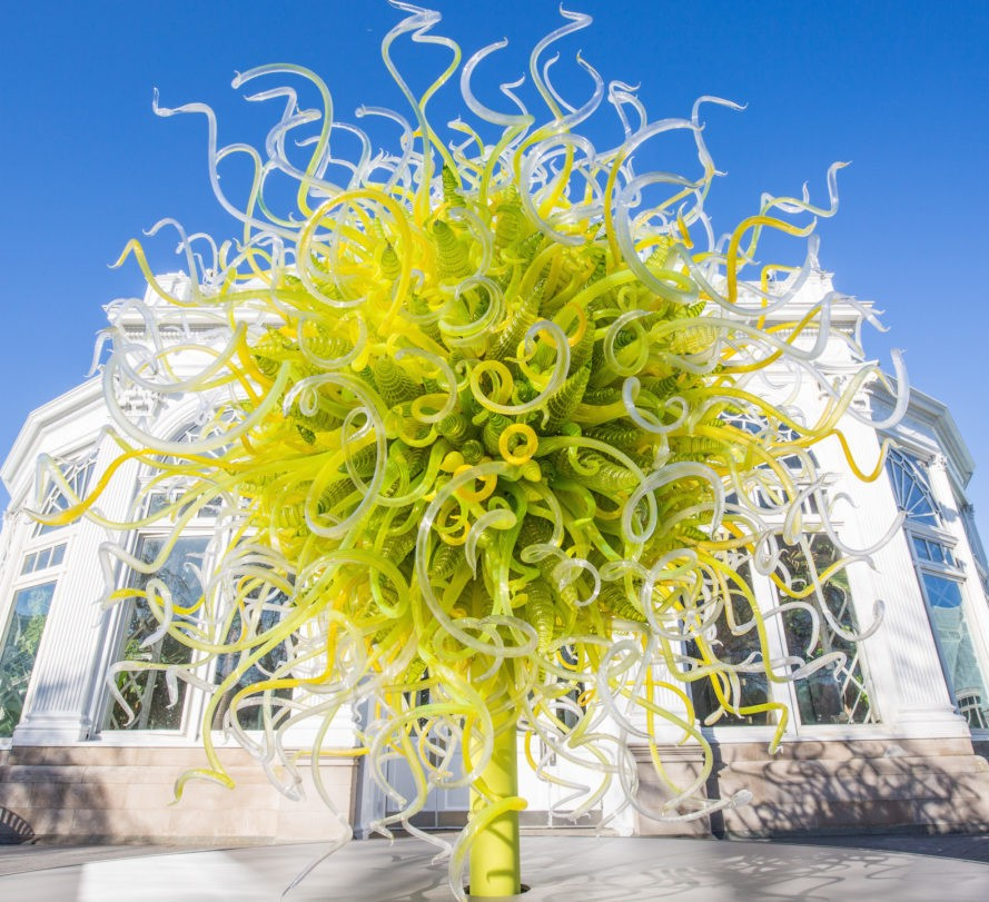 Get 20% off - tickets to see CHIHULY at New York Botanical Garden when you book a private Arthur Avenue Food Tour.