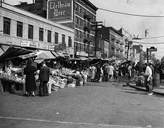 Arthur Avenue historic image