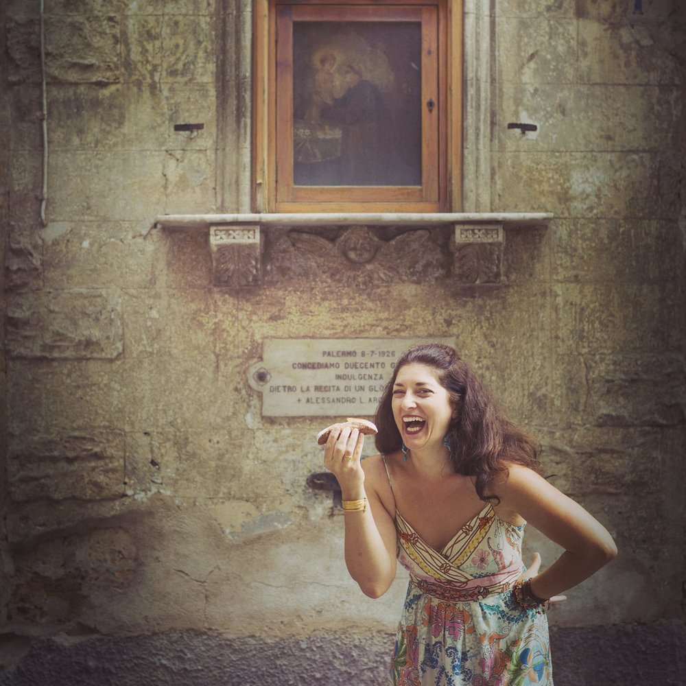 Allison Scola Experience Sicily travel expert and planner
