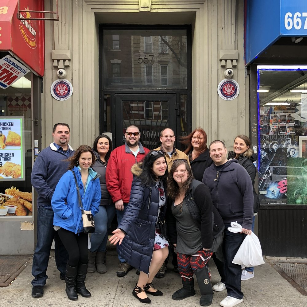 best reviews food tour bronx