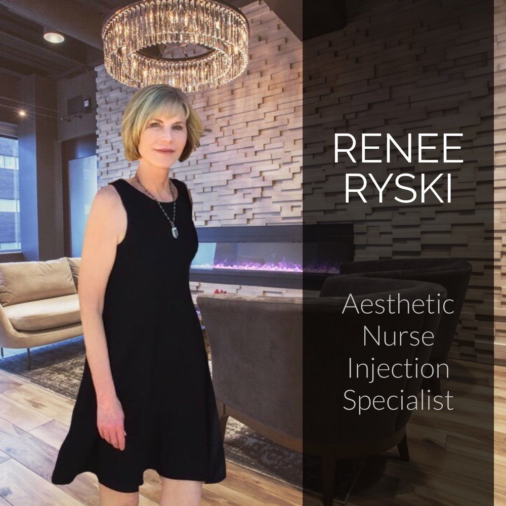 Renee has been providing... - botox & dermal fillers in Edina, Minnesota for over 15 years.  Renee has developed a reputation in Minneapolis as one of the best in botox & dermal fillers in Minneapolis.  Distinguished in her career, she is trained in advanced techniques for all injectables in the aesthetic industry.Providing the best and safest procedures, Renee is trained and educated in facial anatomy and is proficient in neuromodulators such as Botox, Dysport, Xeomin and all dermal fillers such as Juvederm providing Top-notch services in a luxury setting.