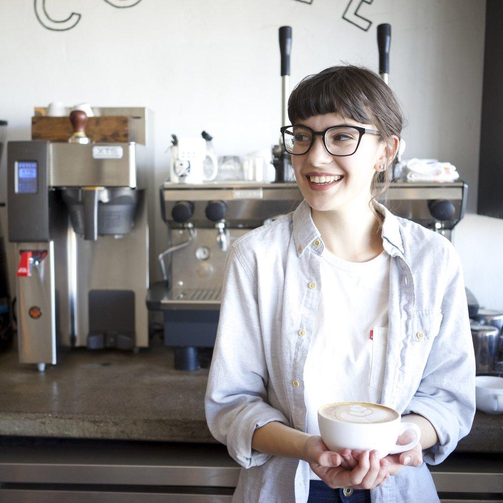 Erin Tarectecan   Crema Coffee House – Denver, CO