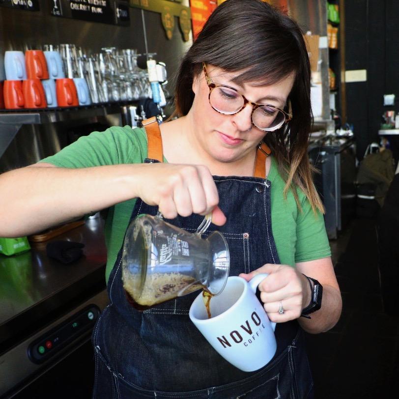 Heather McCullough   Novo Coffee – Denver, CO
