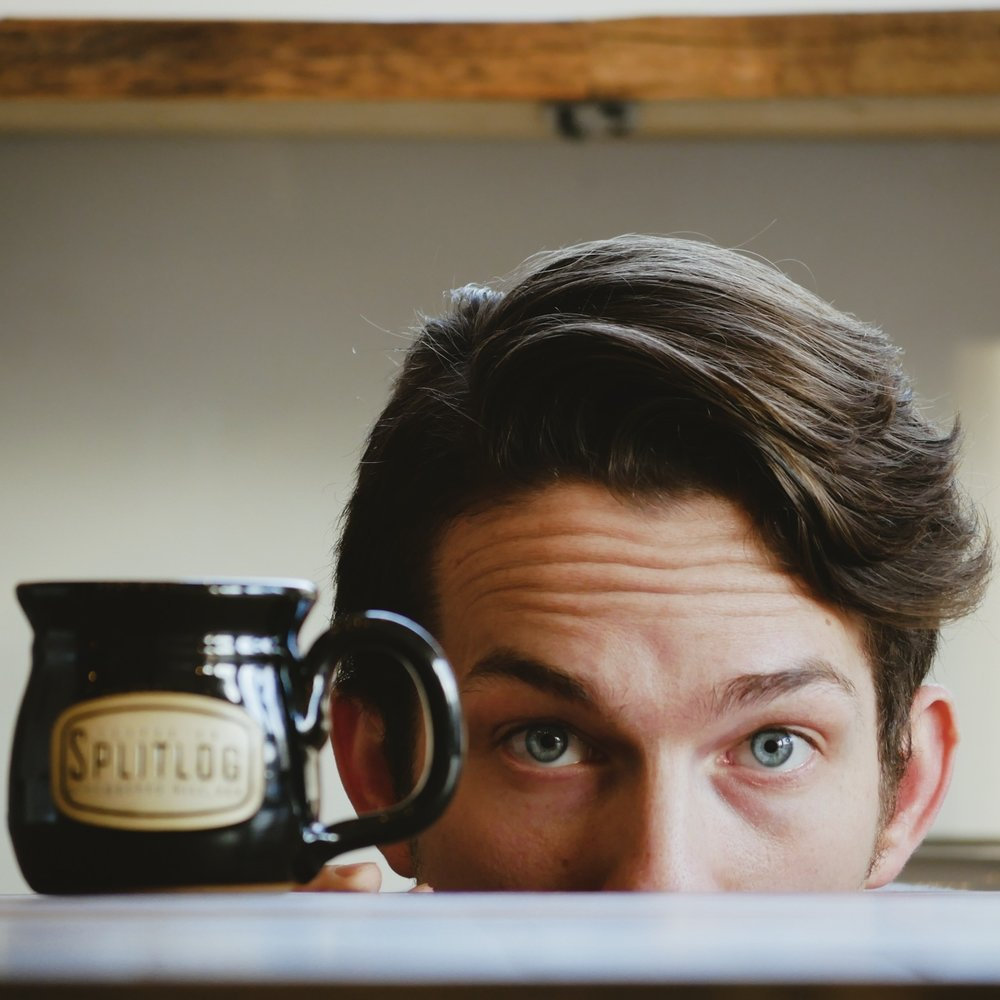 Simeon Bricekr   Splitlog Coffee Company – Lees Summit, MO