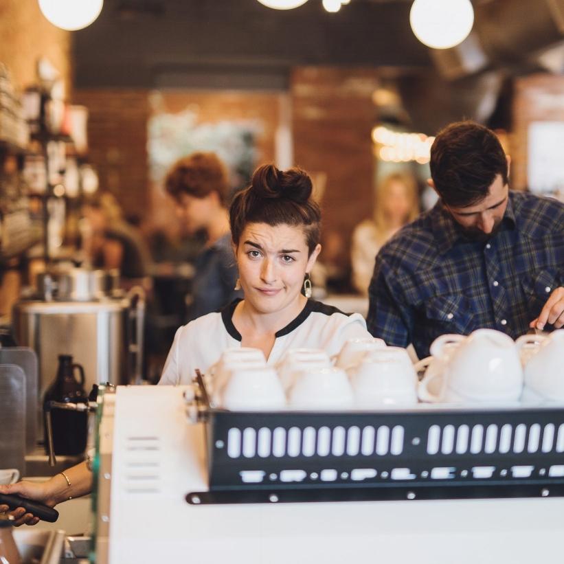 Emily Orendorff     Boxcar Coffee Roasters – Denver, CO