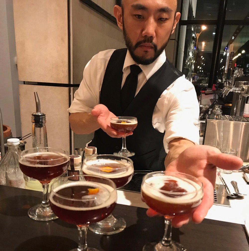 Matt Foster   Kaldi's Coffee Roasting Co. – St. Louis, MO