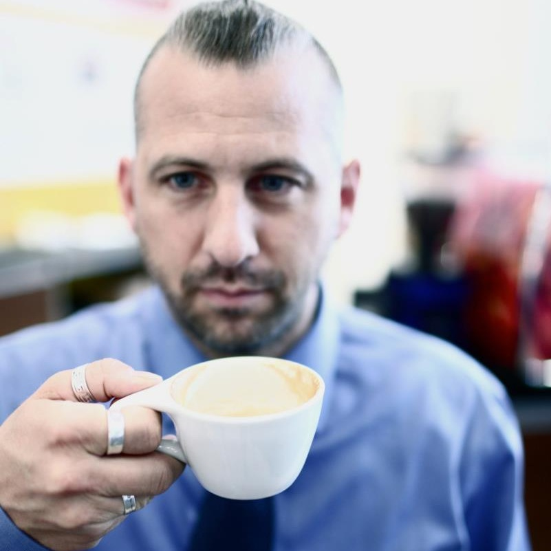 Scott Conary, Caffe Driade
