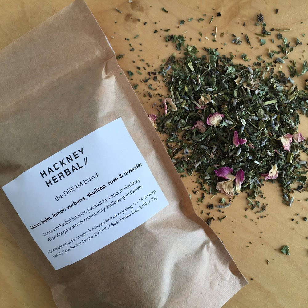 Herbal Infusion // the DREAM blend