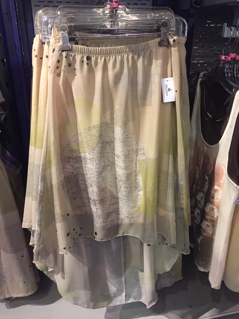 High-low skirt by Disney