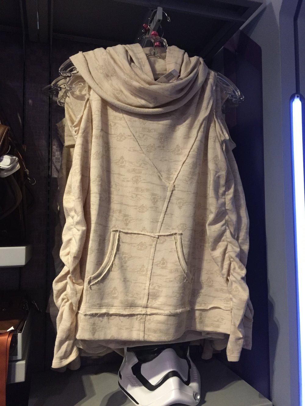Rey hoodie by Her Universe