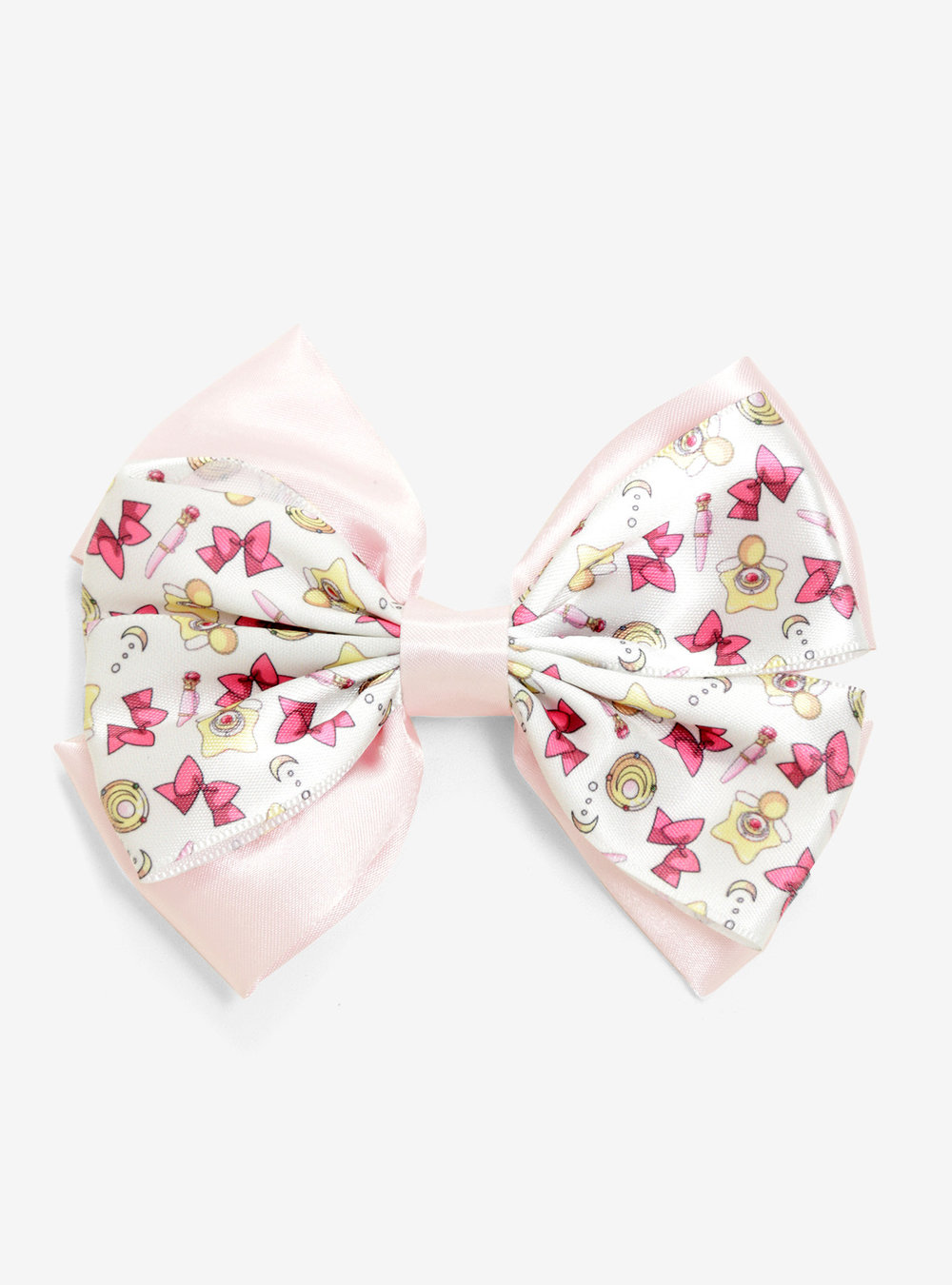 Sailor Moon Compact Print Bow