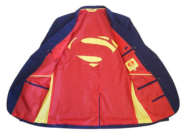 80th Anniversary Superman Blazer $179