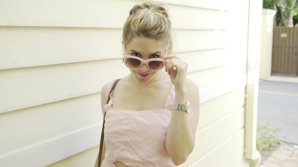 Poppy Butkis: NYFW Spotlight Blogger (Web Short)