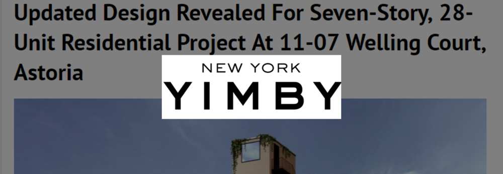 New York YIMBY