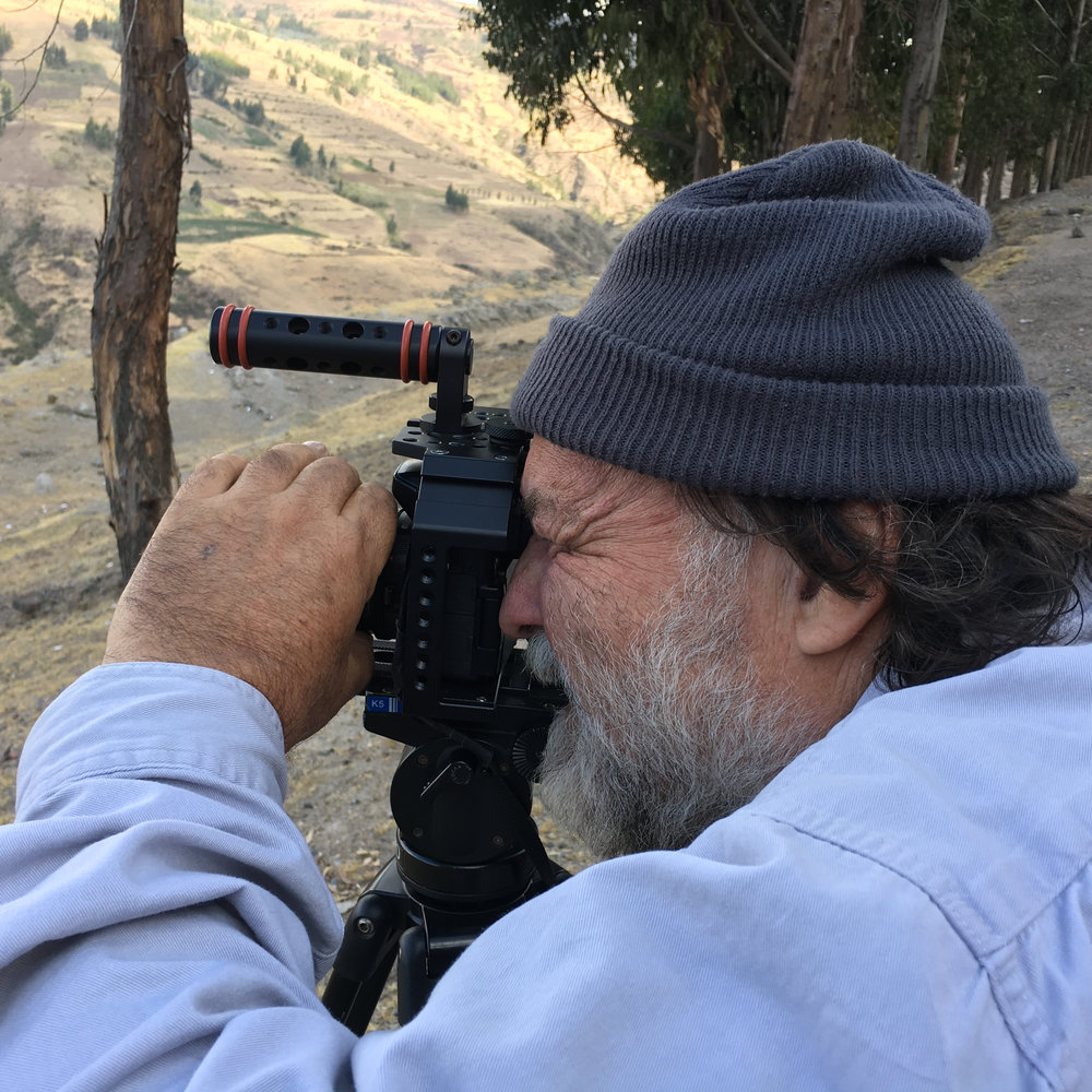 JUAN DURAN  (Peru)   Director of Cinematography  Juan has participated as DP in more than 32 feature films, both Peruvian and foreign.
