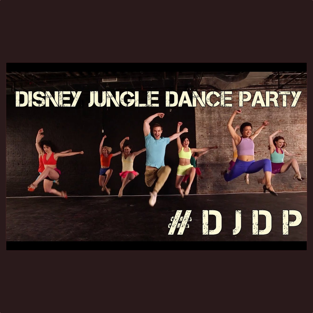 """Disney Jungle Dance Party"" -   Music Video  Christopher Rice  I've worked on a total of 6 music videos for Chris (Broadway's  Book of Mormon ), but this remains my favorite of the bunch. A feel-good mashup of Disney songs with killer choreography and tap dancing - Who could want anything more?  Produced, Recorded, Mixed & Mastered by Carl Culley Backing Track created by Carl Culley"