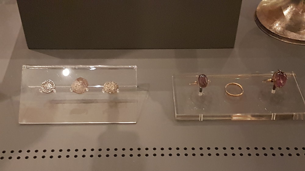 Coins and Rings