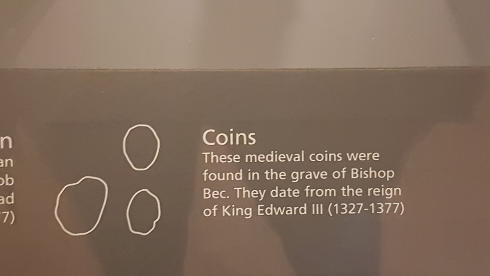 The history of the coins