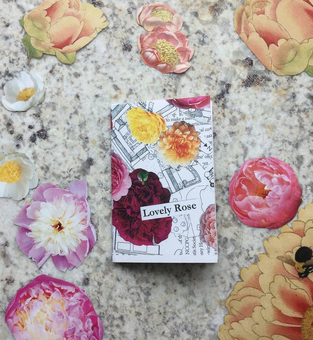 """""""Lovely Rose"""" by MJ Millington, 2018"""