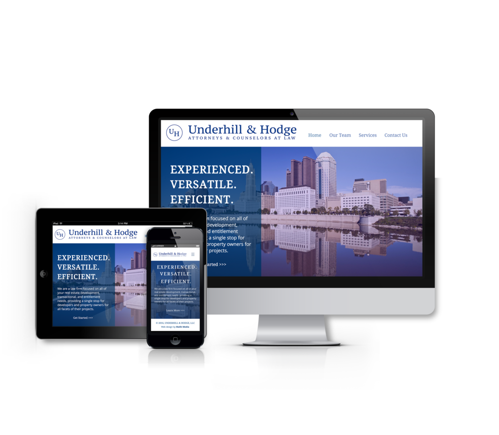 UNDERHILL & HODGE LLC (Law Firm)