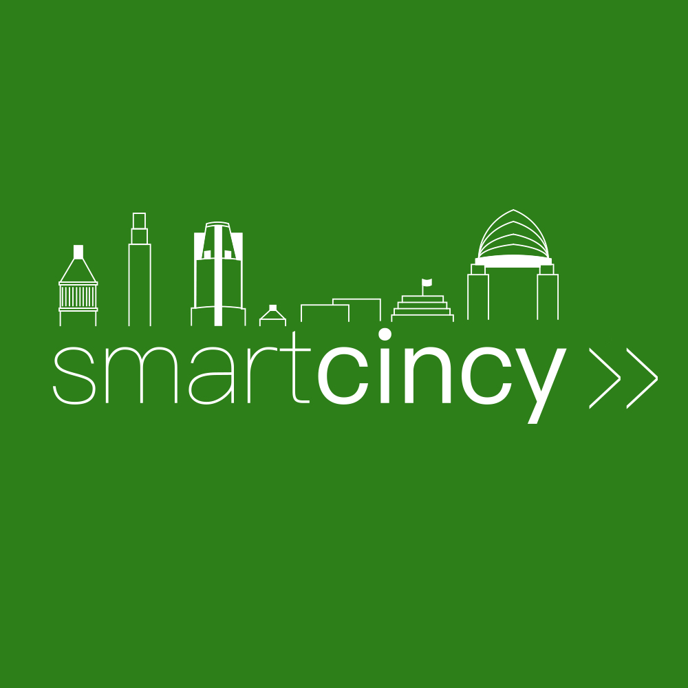 Smart Cincy Logo Display