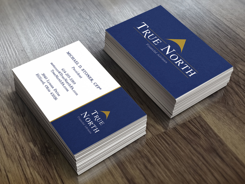 True north financial advisors malik media branding marketing true north financial advisors business card mockupg magicingreecefo Images
