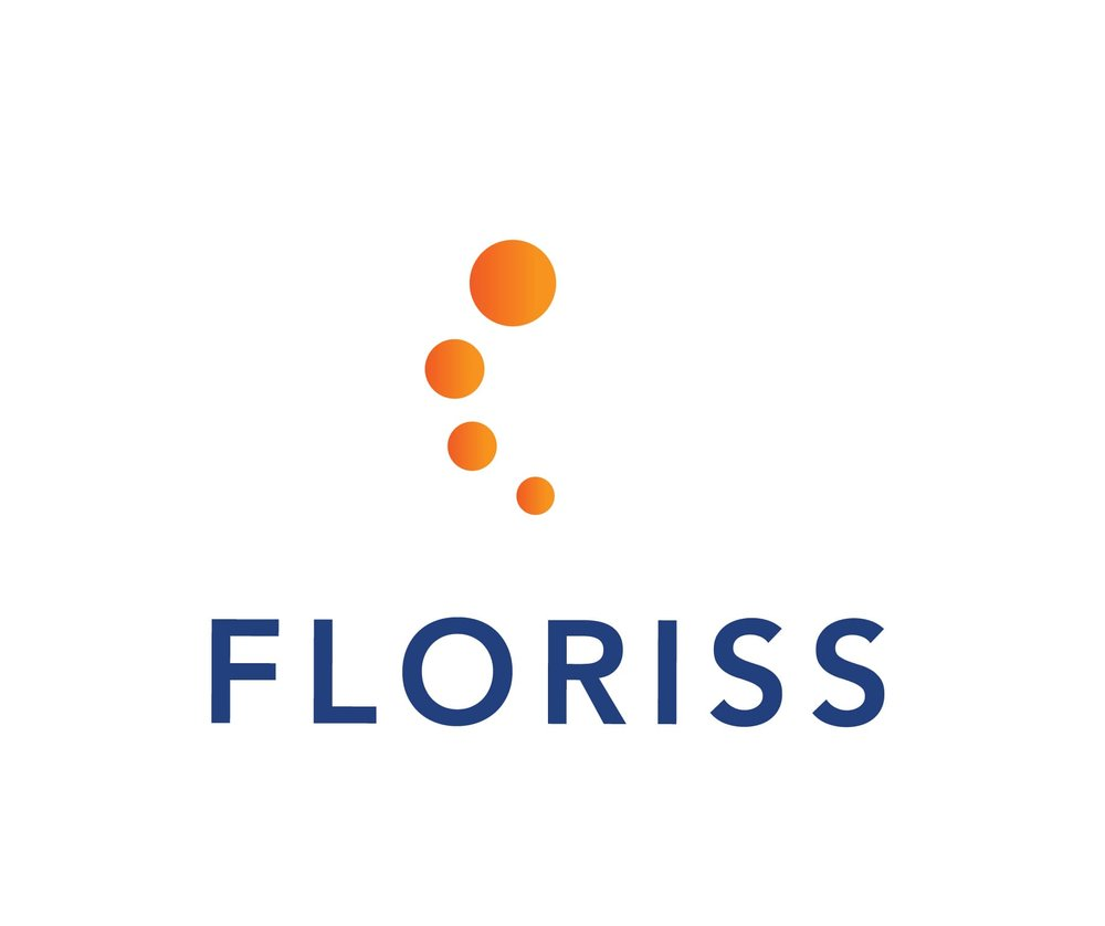 Floriss Group Logo Stacked