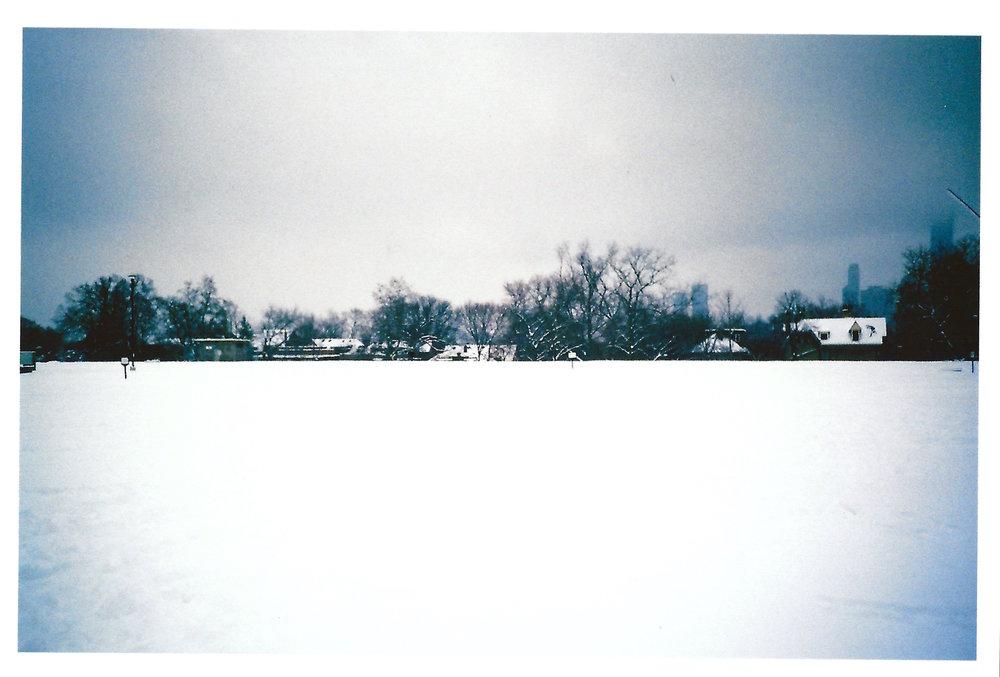 Summerhill in Winter