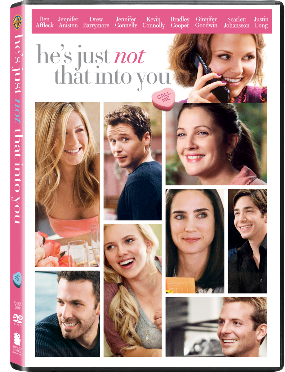 - Have you ever watched the movie he is just not that into you? If not then i've found your plans for the night. Get some popcorn, a cozy blanket and watch it. Then come back here and share your thoughts!