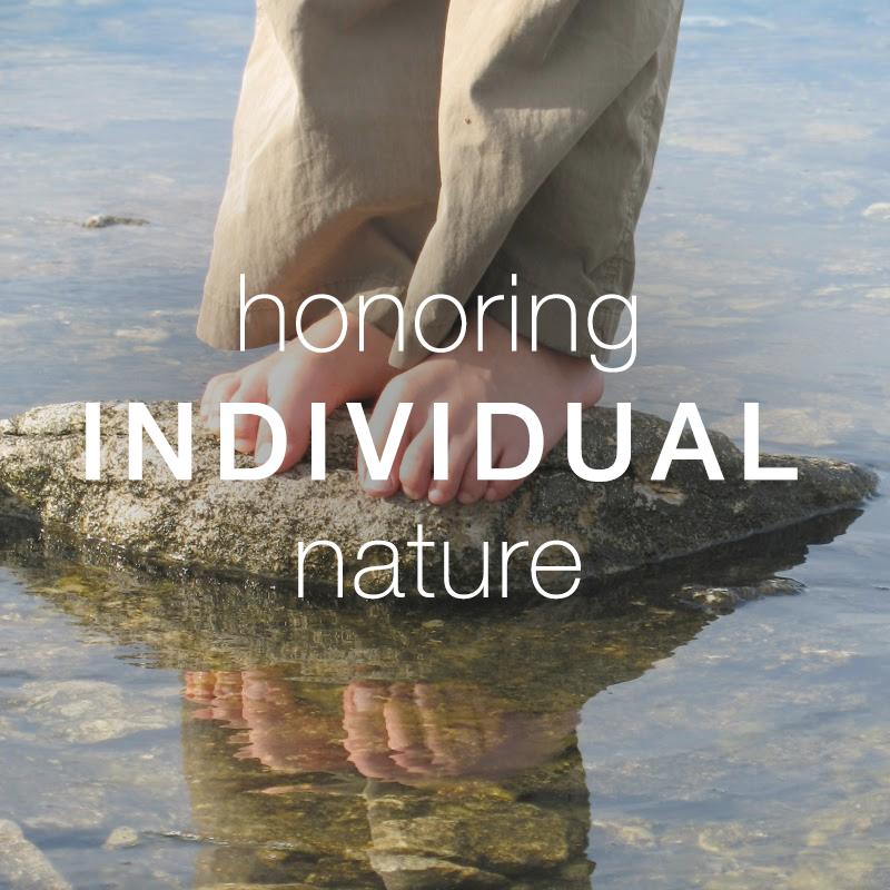 Honoring Individual Nature