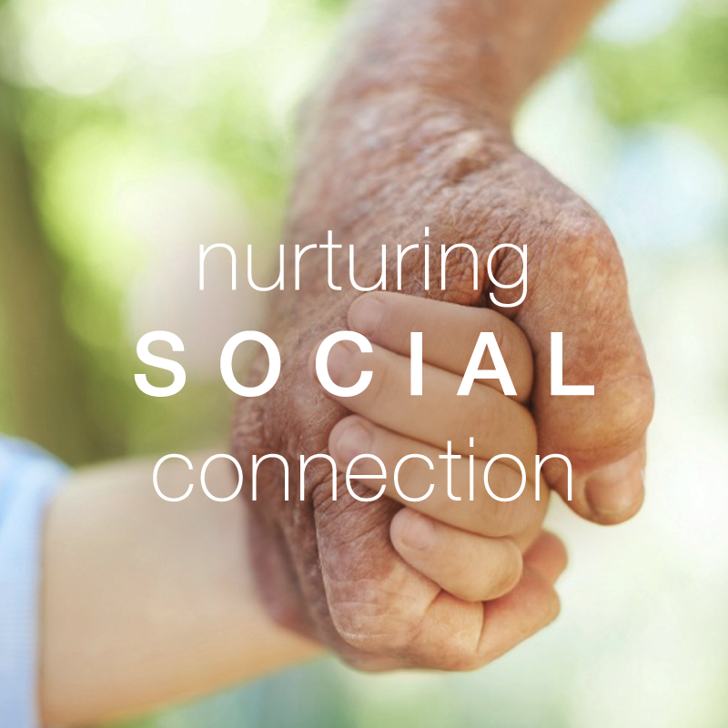 Nurturing Social Connection