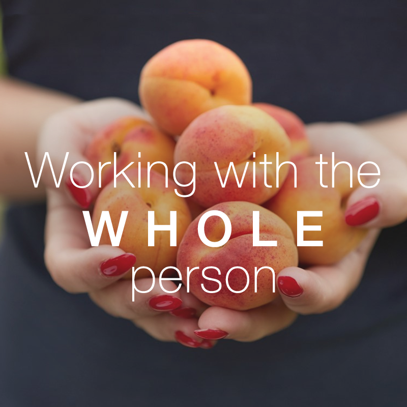 Working with the Whole Person