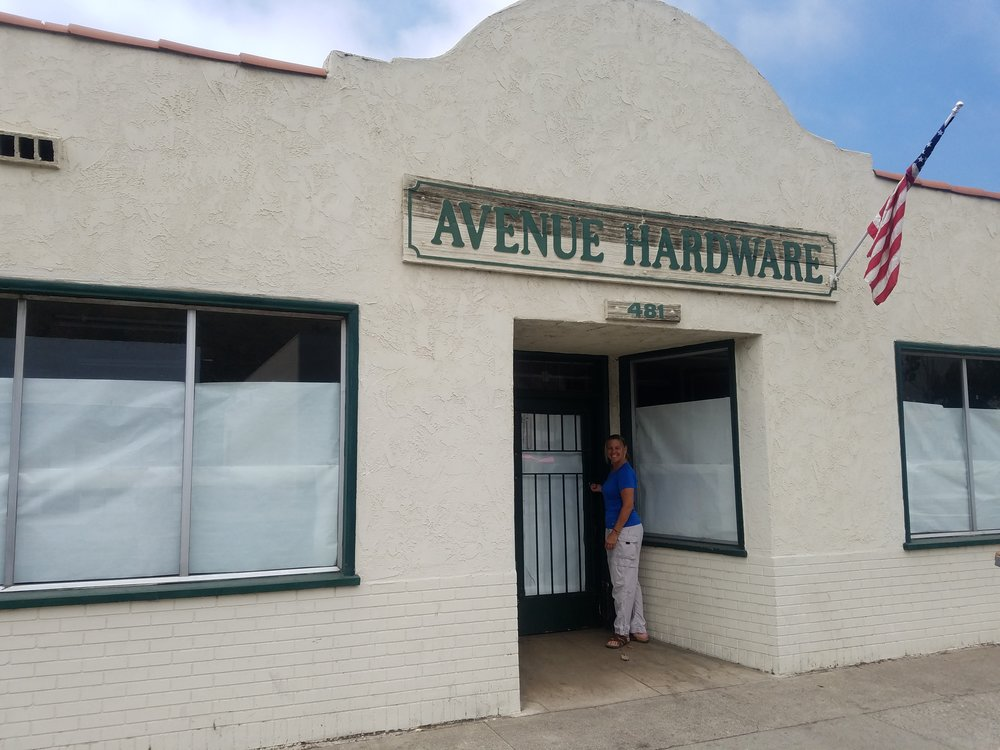 The essence of the Avenue Hardware community service will soon expand to Wellness Arts Village