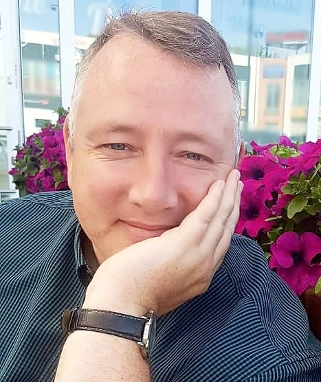 My Therapist Online - Paul Gebka-Scuffins - CBT - EMDR - Profile