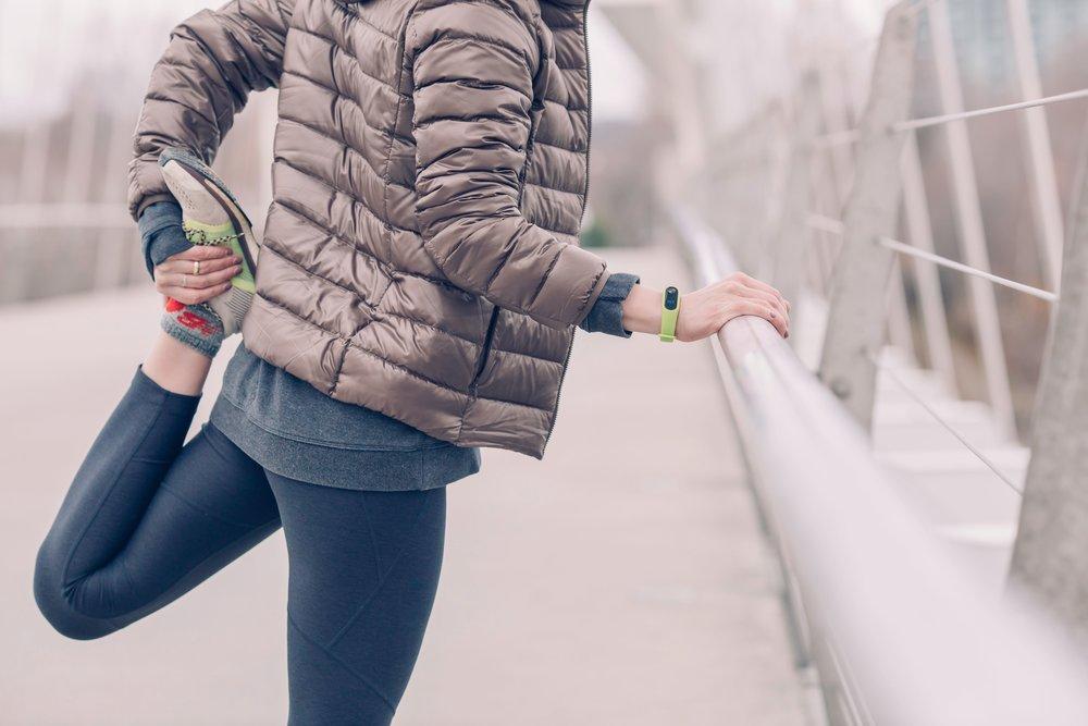 Winter run to help beat depression