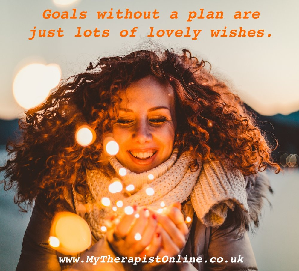 Achieve your goals in 2019 - best tips from a qualified therapist