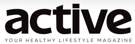My Therapist Online in Active Magazine